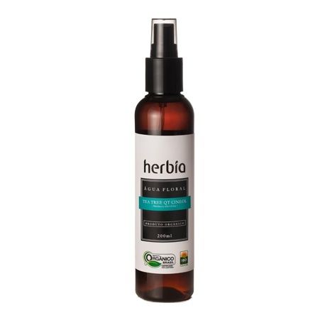 AGUA TEA TREE QT CINEOL HERBIA (HIDROLATO)
